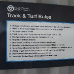 Track and Turf Rules
